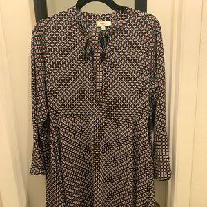 Hayden Retro Bell Sleeve Dress